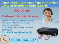 What is the procedure to update canon printer drivers?