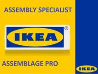 IKEA ASSEMBLY SPECIALIST // SPECIALITE ASSEMBLAGE 819-643-6014