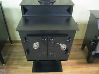 Heritage Airtight Wood Stove Certified Like New London Ontario Preview