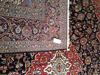 Mint condition Persian hand made rug 13.12ft x 9.8ft 100% wool