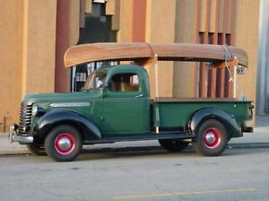 Wanted: late 1930's to ca 1947 model pickup truck