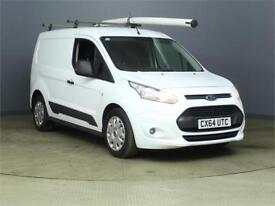 2014 FORD TRANSIT CONNECT 200 TDCI 95 L1 H1 TREND SWB LOW ROOF PANEL VAN DIESEL