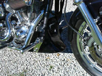 WANTED; CHROME CHIN GAURD FOR LOWER FRAME O' DYNA H-D