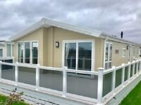 Willerby New Hampshire 3 bed Lodge with sea views at Haven Lydstep near Tenby Pembrokeshire