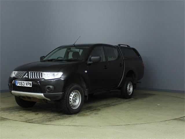 2013 MITSUBISHI L200 DI-D 4X4 4WORK LB LWB DOUBLE CAB PICK UP DIESEL