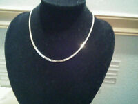 9ct Gold 18 inch Chain. Ideal Xmas Gift.
