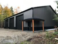 Steel Buildings, Garages, Workshops