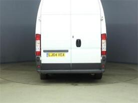 2014 CITROEN RELAY 35 HDI 130 L3 H3 LWB HIGH ROOF VAN LWB DIESEL