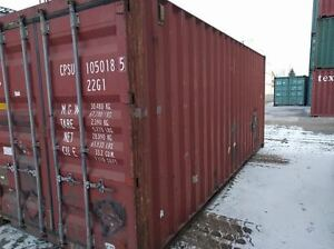 $2100.00-$2200.00 Brown Shipping/Storage Containers