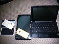 SPARES AND REPAIRS Iphone 5c white and iphone 4 compaq laptop and touchpad