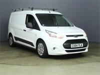 2015 FORD TRANSIT CONNECT 210 TDCI 95 L2 H1 TREND SWB LOW ROOF PANEL VAN DIESEL