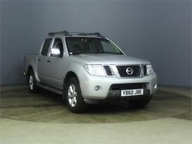 2011 NISSAN NAVARA DCI 190 TEKNA CONNECT 4X4 DOUBLE CAB PICK UP DIESEL