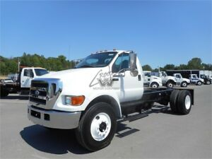 2007 Ford F-750 Cummins Automatique Allison