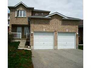 3 spacious bedroom, 2.5 bathroom detached house-Avail. Sept 1st