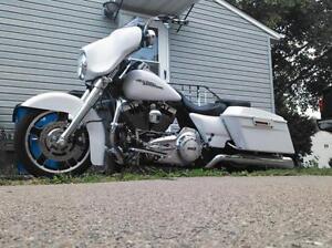 suspension a air pour Harley Air Ride
