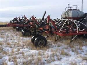 50ft  Case IH 5010 Concorde with 3430 Case IH Cart