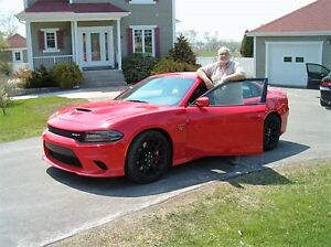 2015 DODGE HELLCAT CHARGER