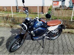 Super Soco TC Electric Motocycle