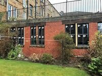 WORKSHOPS 1000/1500 SQFT AVAILABLE TO RENT MUIREND-MAY SELL