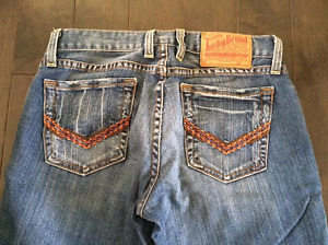 LUCKY BRAND boot cut jeans - sz 24 or 00. Hardly worn.