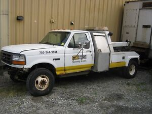 1997 Tow Truck
