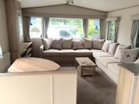 BRAND NEW STATIC CARAVAN ROOKLEY PARK HALF PRICE 2017 SITE FEES ISLE OF WIGHT FINANCE AVAILABLE