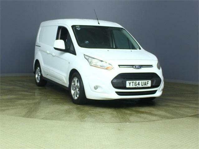 2014 FORD TRANSIT CONNECT 200 TDCI 115 L1 H1 LIMITED SWB LOW ROOF PANEL VAN DIES