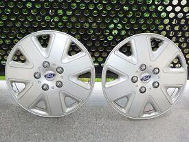 15 Ford wheel trim x2