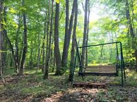 2 ACRE MANITOULIN LOT: QUIET, PRIVATE, SECLUDED