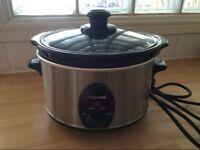 LLOYTRON slow cooker 1.5 litre