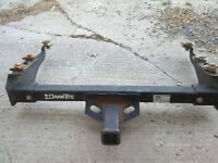 HD Draw Tite Class 3 Hitch, Fits MANY Trucks