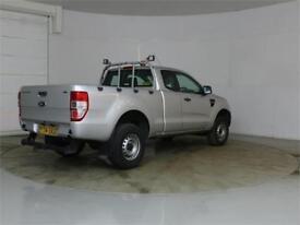 2014 FORD RANGER TDCI 150 XL 4X4 SUPER CAB PICK UP DIESEL