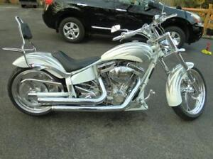 2004 Big Dog Bulldog softail custom pro street