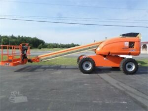 JLG 600S BOOM/MAN LIFT FOR SALE FULL FACTORY REFURB IN 2013