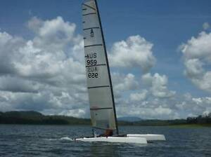 Catamaran Geltec Flyer ASG3 Paradise Point Gold Coast North Preview