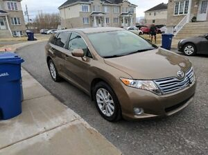 2009 Toyota Venza Awd 4 cylindres