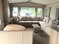 BRAND NEW STATIC CARAVAN ISLE OF WIGHT HALF PRICE 2017 SITE FEES FINANCE AVAILABLE NR THORNESS BAY