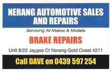 nerang automotive sales and repairs Nerang Gold Coast West Preview