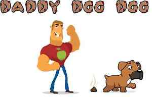 Dog Poop Removal service  *Daddy Doo Doo*
