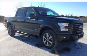 2017 Ford F-150 XLT Sport Truck As New