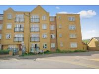 Spacious modern 2-bedroom flat: walking distance from high speed station to London. Available NOW