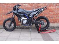 Yamaha WR 125 x 2013 450miles| WR125x WR125 Low Milage, One Owner VeryGoodCondition/R125 DT MT YBR