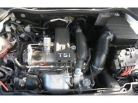 Polo 6r 1.2tsi 2011-2014 full complete engine. (CBZB)