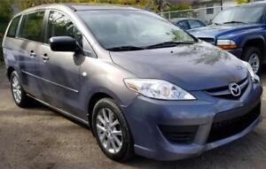 2009 Mazda Mazda5 GS ONE OWNER CLEAN CARPROOF