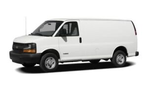 CARGO VAN AND DRIVER - You load & unload - SAVE MONEY