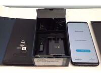 Samsung galaxy S8 64-gb orchid grey unlock simfree worldwide like new in original box accessories