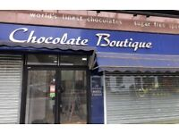 Free retail shop canopy / awning