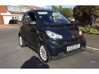 Smart Car MHD fully automatic in stunning black ⚫️