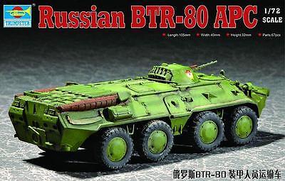 Trumpeter 07267 1/72 BTR-80 APC   NEU OVP *