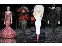 Free Model fashion show